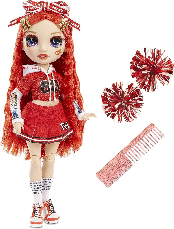Rainbow High Cheer Dolls Asst 2 572558EUC
