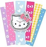 Hello Kitty Kinder-Armbanduhr Analog mehrfarbig HK028
