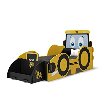 Kidsaw JCB Junior Bed - 1 box: Amazon.co.uk: Kitchen & Home