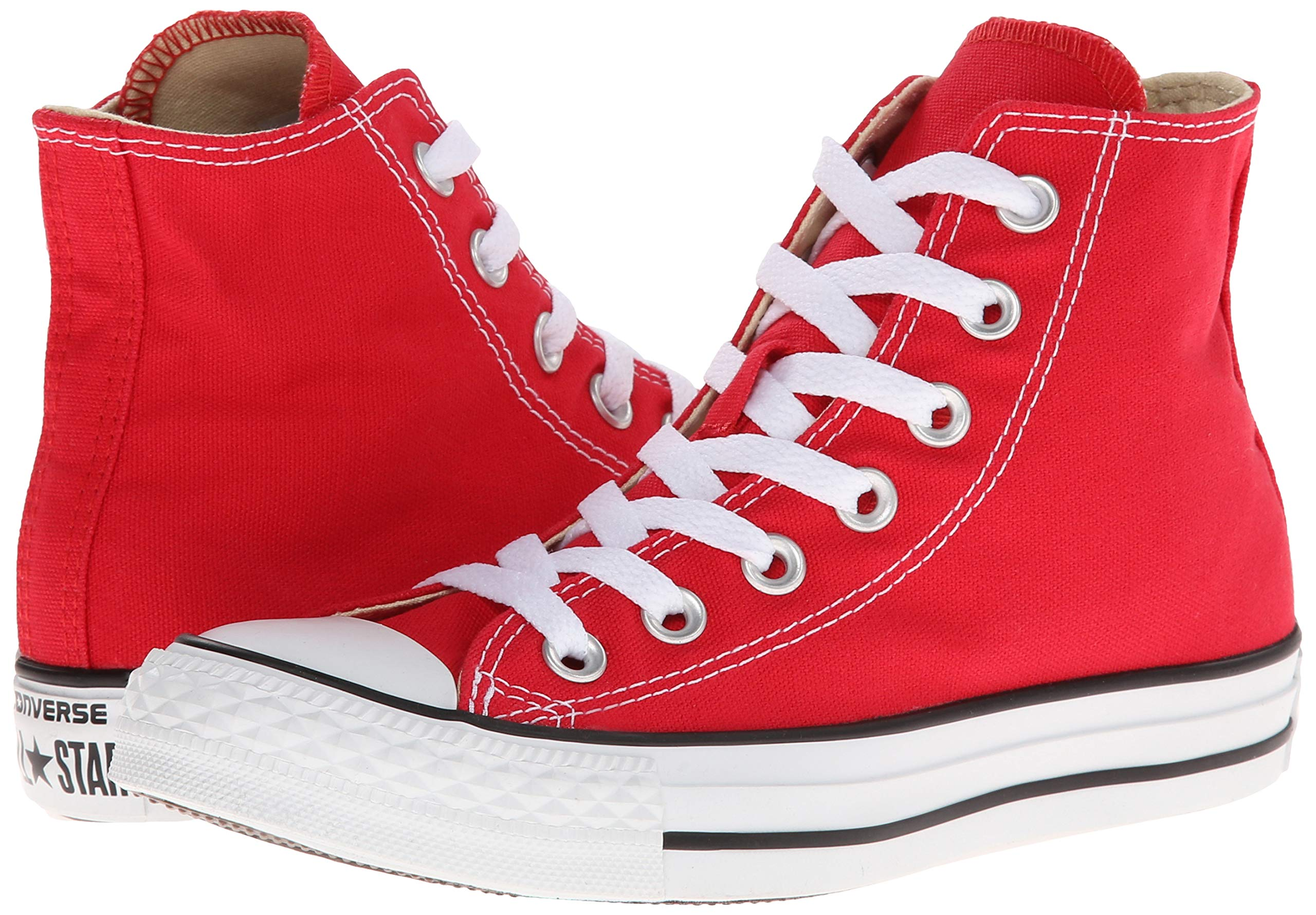 Converse Unisex Chuck Taylor All Star Low Top Red Sneakers - 6.5 D(M) US by Converse (Image #6)