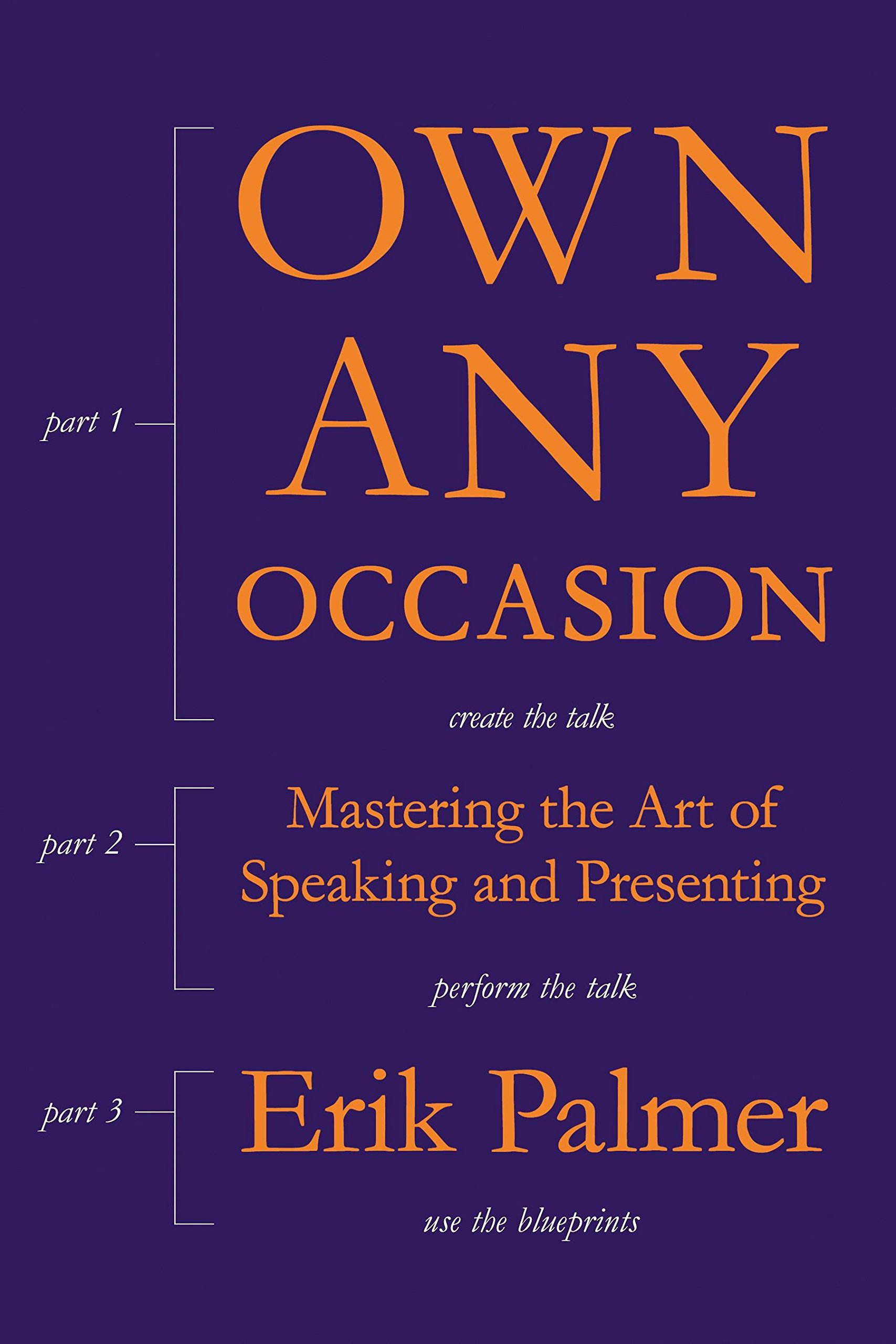Own Any Occasion: Mastering the Art of Speaking and Presenting by Association for Talent Development