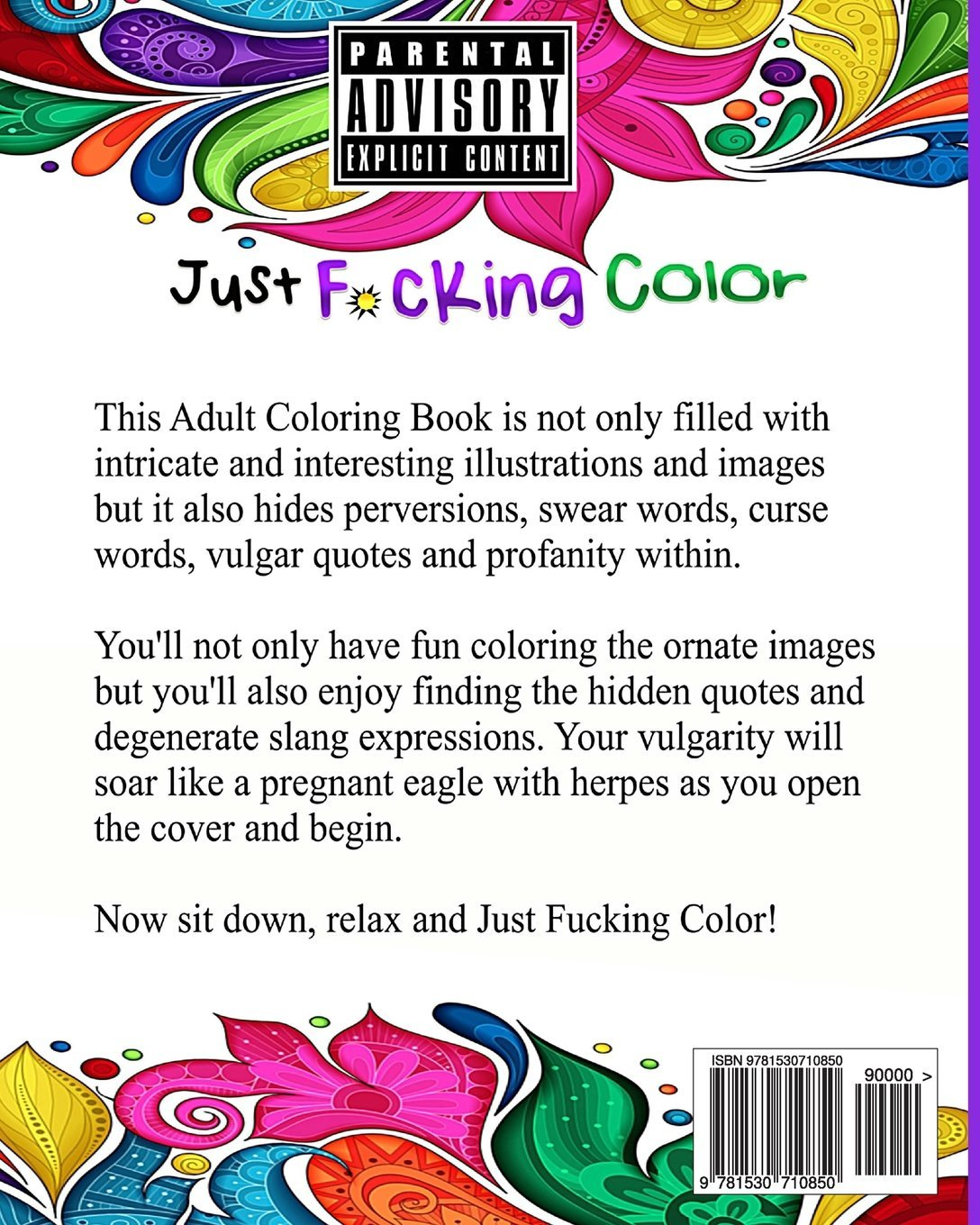 Adult coloring book with quotes - Amazon Com Just F Cking Color The Adult Coloring Book Of Hidden Swear Words Curse Words Profanity Adult Coloring Books Coloring Books For Adults