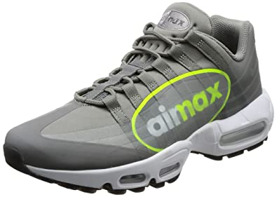 on sale 2c502 26ed2 Nike Men s Air Max 95 NS GPX Dust Volt Dk Pewter White