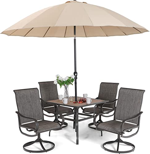 Sophia William Patio Dining Set 6 Piece