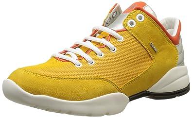 Amazon.com: Geox D Sfinge A, Womens Low-Top Sneakers ...
