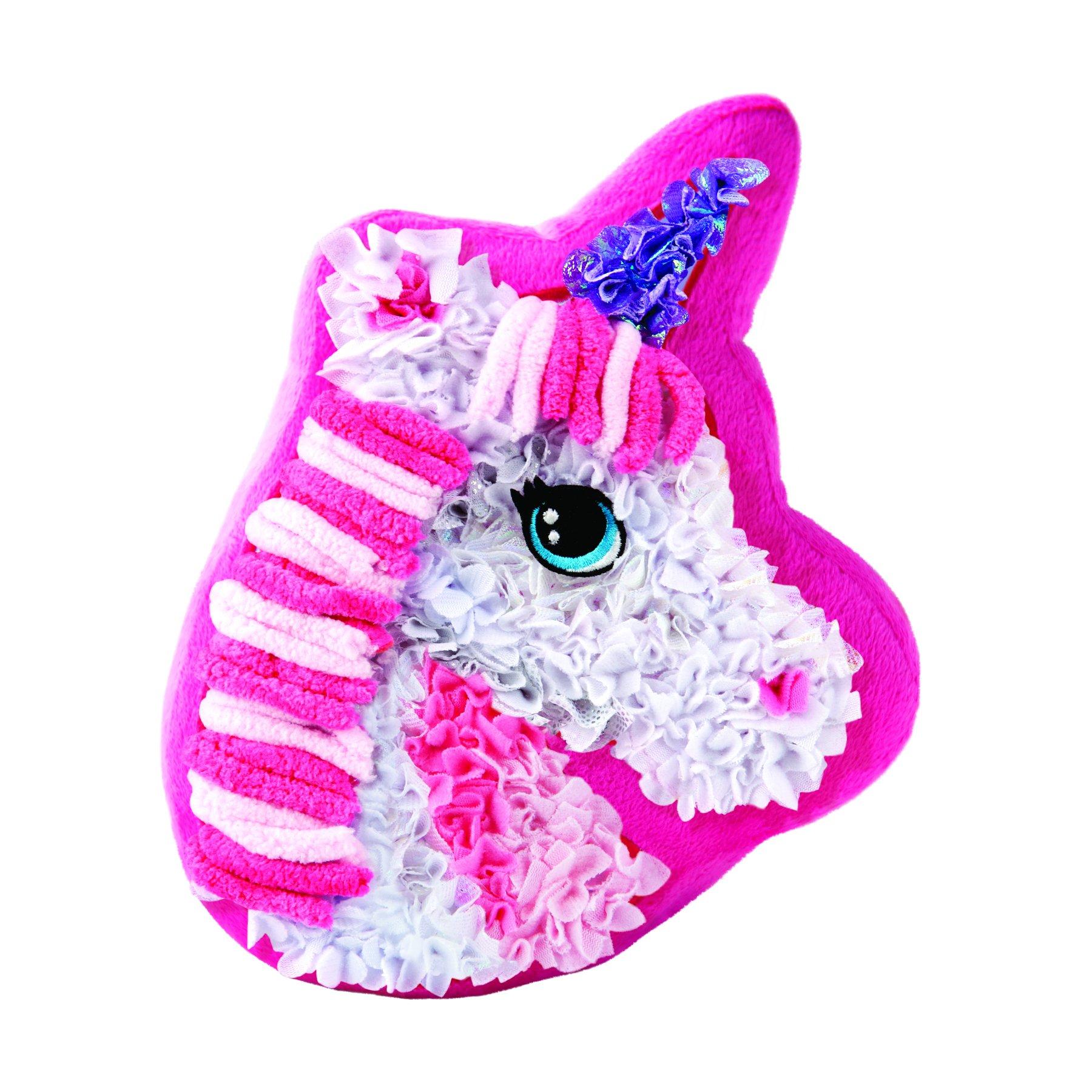 The Orb Factory PlushCraft Unicorn Pillow