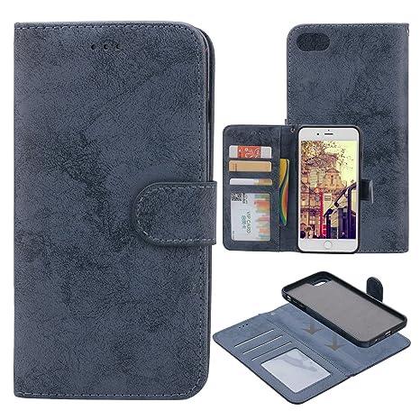Custodia a Portafoglio Puro Detachable per iPhone 7 Plus / iPhone