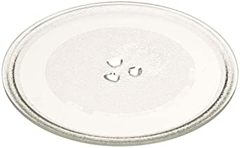 Review Emerson Microwave Glass Turntable Plate / Tray 10 in 203600