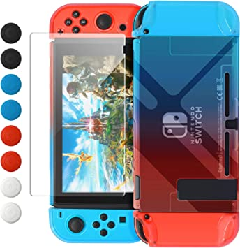 FYOUNG - Funda con Tapa para Nintendo Switch y Nintendo Switch ...