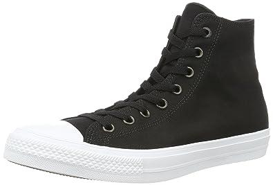 af30ff854e38 Converse Unisex-Erwachsene Ct Ii Hi Hohe Sneaker, Schwarz (Black White