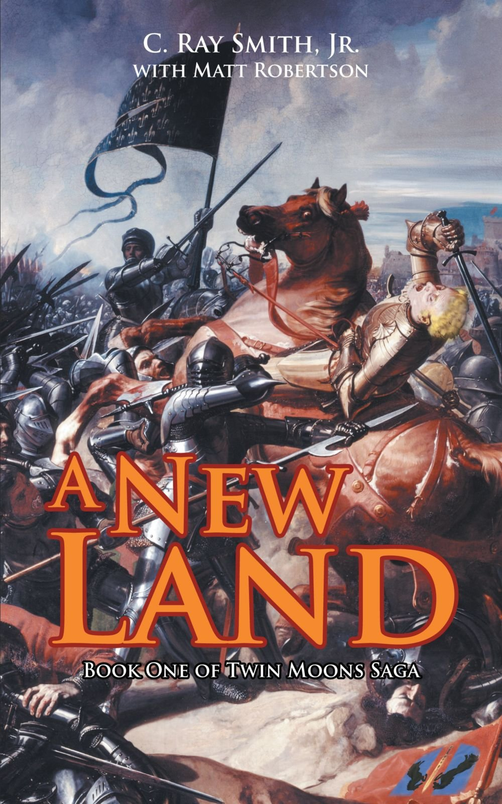 A New Land: Book One of Twin Moons Saga pdf