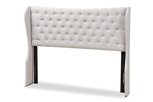 Baxton Studio Caitlin Winged Headboard