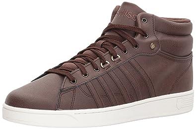 K Swiss Schwarz Hof Iv P Mid Vnz Herrenschuhe Sneaker