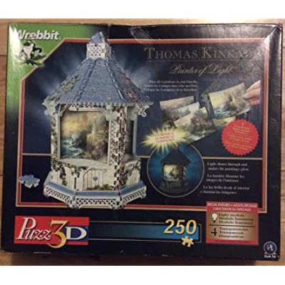Thomas Kincade ~Painter of Light 3D Puzzle by It: Toys & Games