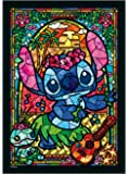 266 piece jigsaw puzzle Stained Art Stitch! stained glass (18.2x25.7cm) by Tenyo