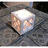 Resina New Home Vaso para el Cepillo de Dientes con el Panot de Barcelona 11 cm