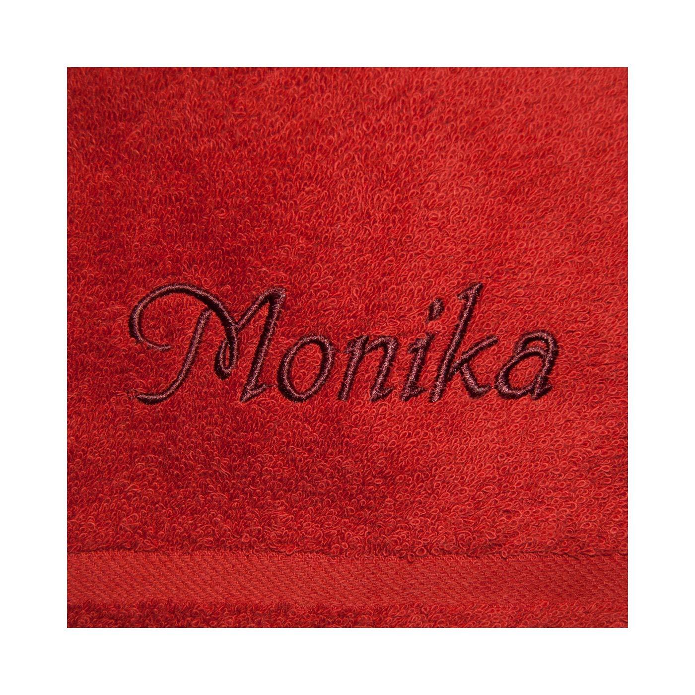 XXL-lujo-toalla con nombre/concepto leontopodio deseo, 90 x 220 cm, varios coloures, extra pesada 600 G/m² de calidad, toalla Supreme, 100% algodón, ...