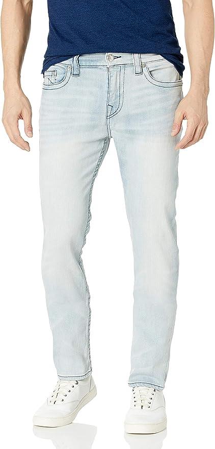 True Religion 真实信仰 Rocco 修身款 男式牛仔裤 2.5折$44.98 海淘转运到手约¥364