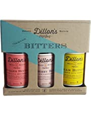 Dillon's 3 Pack Bitters - Fruit (Rhubarb, Cranberry, Pear)