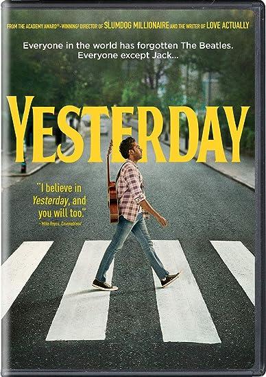 "The Beatles Polska: Film ""Yesterday"" na nośnikach cyfrowych"