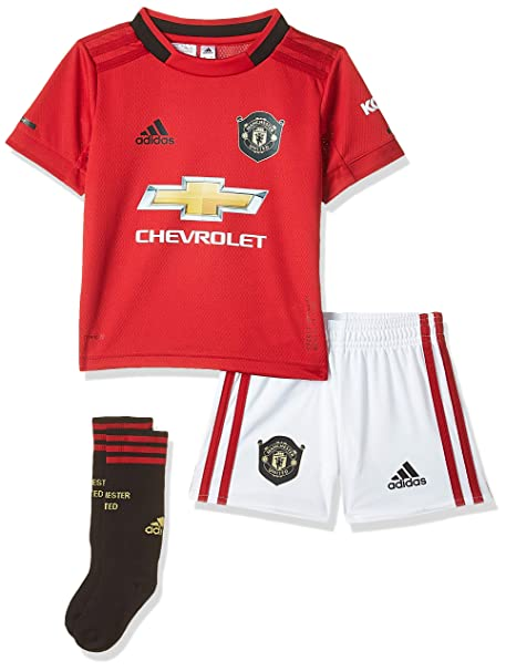 Amazon Com Adidas Manchester United Fc Official 2019 20