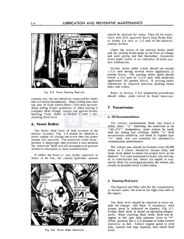 Amazon.com: 1965 Cadillac Deville Eldorado Fleetwood Service Manual:  Automotive