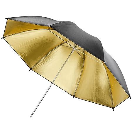 Walimex 14956 - Paraguas reflector (3 unidades), multicolor: Walimex: Amazon.es: Electrónica