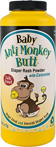 Baby Anti-Monkey Butt | Diaper Rash Powder