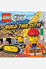 LEGO City: Build This City! Kindle Edition