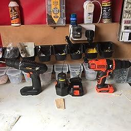 Amazon Co Uk Customer Reviews Black Decker 18 V Lithium Ion 2 Gear Hammer Drill