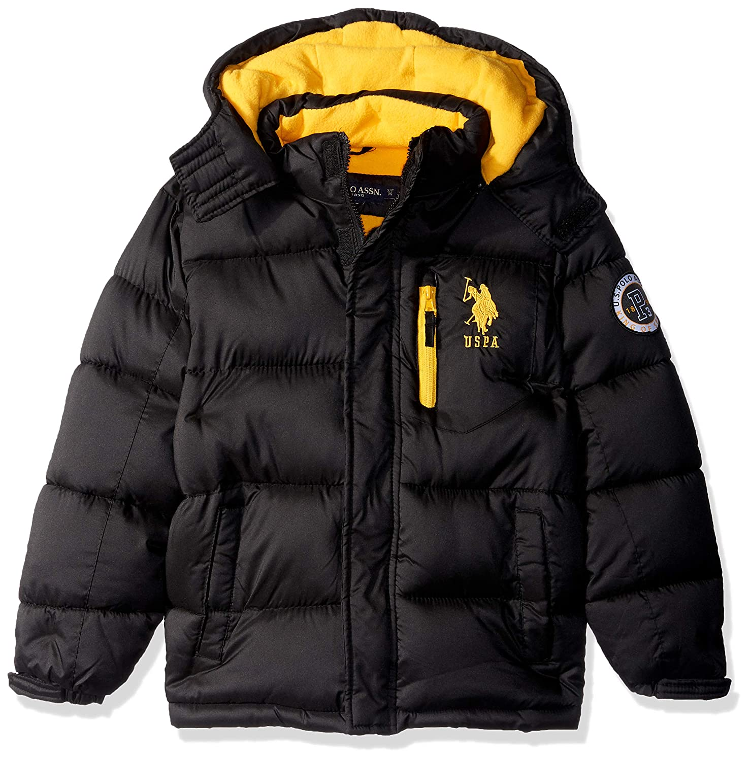 U.S. Polo Assn. Boys' Bubble Jacket US Polo Association O_UD71H
