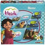 Studio 100 MEHI00000050 - Heidi - Memo, Legespiel