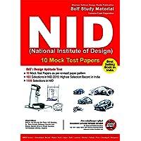 NID Mock Test Series 2020-21 (As Per New B. Design Pattern)