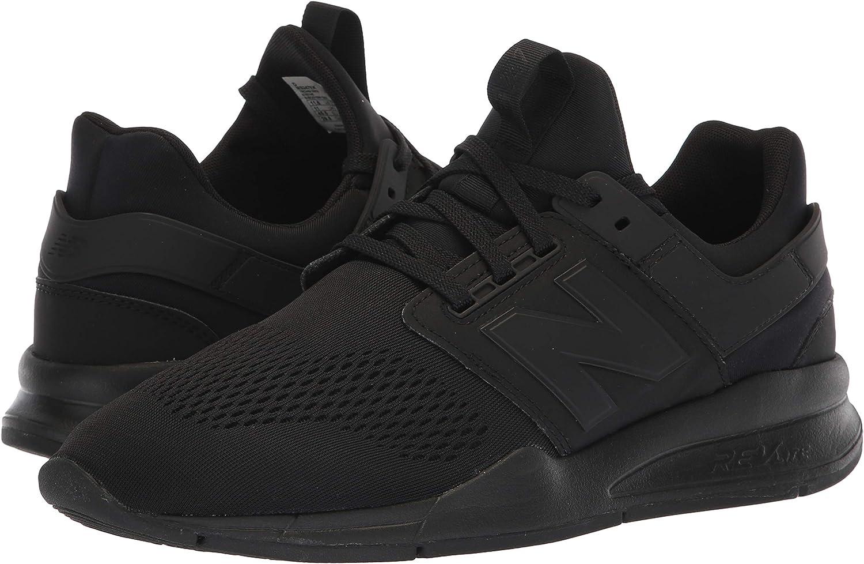 New Balance Herren Ms247ek Sneaker, Schwarz