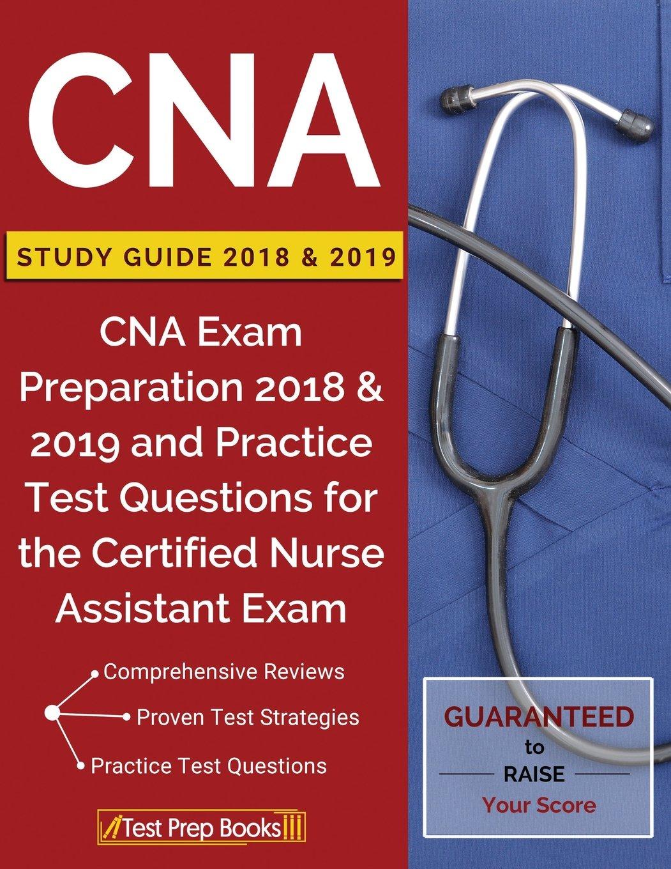 Buy Cna Study Guide 2018 2019 Cna Exam Preparation 2018 2019