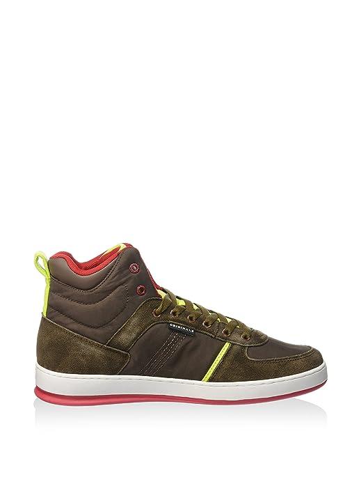 Colmar Sneaker Alta Cioccolato EU 44: Amazon.it: Scarpe e borse