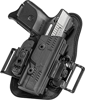 product image for OWB Belt Slide ShapeShift Holster by Alien Gear - Custom Fit to Your Gun with Over 60+ Pistols to Choose - Adjustable Rentention - Right or Left Hand Draw - Conceal or Open Carry - Made in The USA