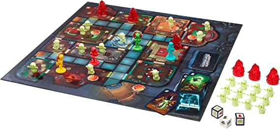 Mattel Y2554 Juego de Tablero, Juegos de Tablero, Los Mejores Precios: Amazon.es: Juguetes y juegos