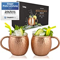 Gadgy ® Moscow Mule Taza Set 2 pzs.