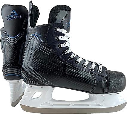 American Athletic Shoe Boys Ice Force Hockey Skates