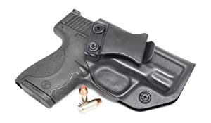 5. Concealment Express: S&W M&P Shield 9/40 (Incl. M2.0) KYDEX IWB Gun Holster
