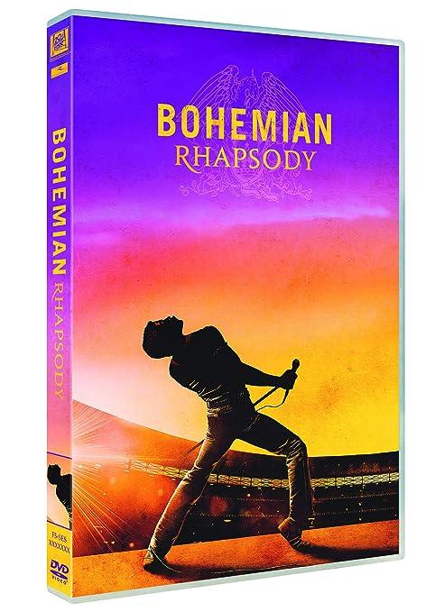 Bohemian Rhapsody [DVD]: Amazon.es: Rami Malek, Lucy Boynton, Gwilym Lee, Bryan Singer, Rami Malek, Lucy Boynton: Cine y Series TV