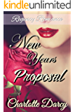 Regency Romance: A New Year's Proposal: Clean and Wholesome Regency Romance