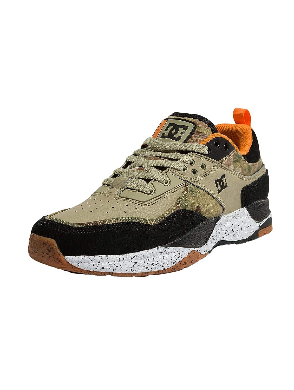 DC Hombres Calzado/Zapatillas de Deporte E. Tribeka 42 EU|Camo
