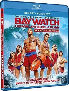 Baywatch: Los Vigilantes De La Playa (BD + DVD Extras) [Blu-ray]