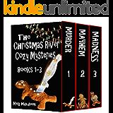 The Christmas River Cozy Mysteries Box Set: Books 1-3