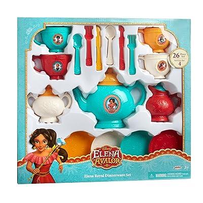 Elena Royal Dinnerware Set: Toys & Games