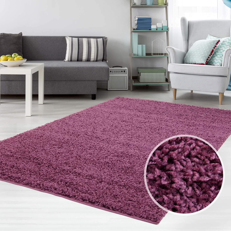 Carpet city Teppich Shaggy Hochflor Hochflor Hochflor Langflor Flokati Einfarbig Uni aus Polypropylen in Dunkelgrau für Wohn-Schlafzimmer, Größe  300x400 cm B01HF6VDWA Teppiche 9d430f