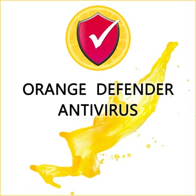 Orange Defender Antivirus - 5 Devices - 1 Year [Download]