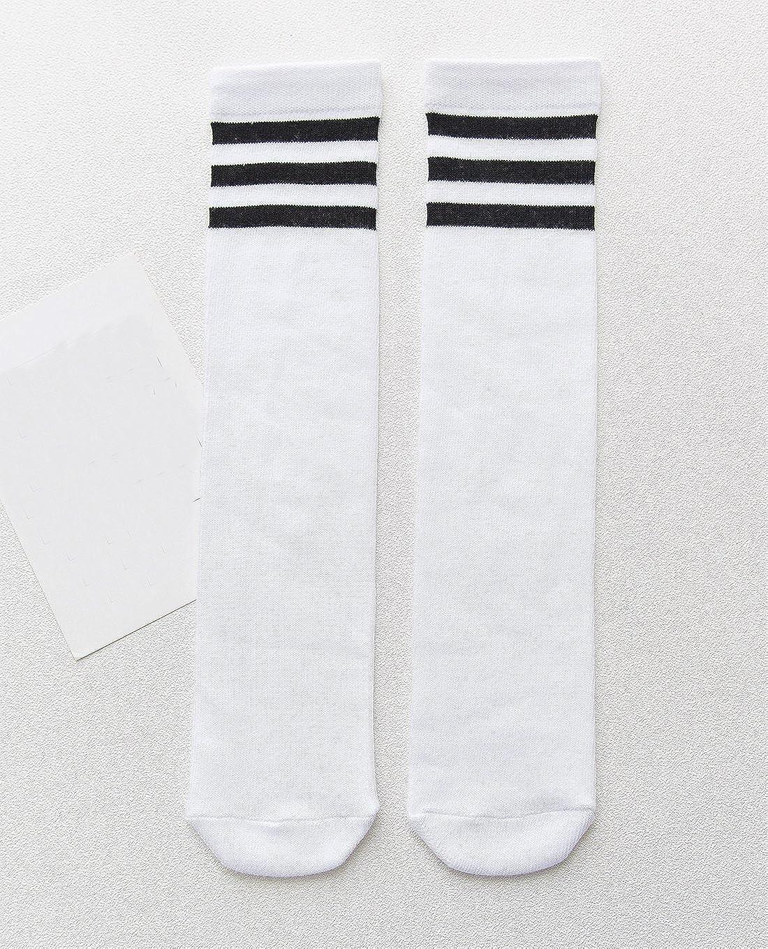 Knee High Tube Socks for Boys Girls Toddler /& Child 3,4 Pairs Baby